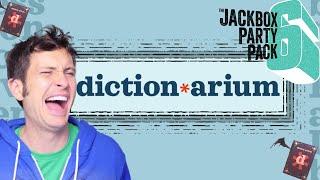 THESE AREN'T WORDS! | Jackbox: Dictinarium