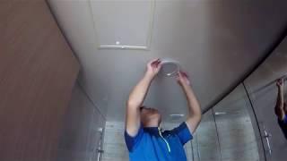 화장실일반 다운라인트 등을 다운라이트 LED 방습등으로…