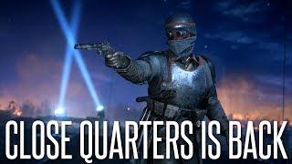 CLOSE QUARTERS IS BACK! - Battlefield 1 Urban Night Map!