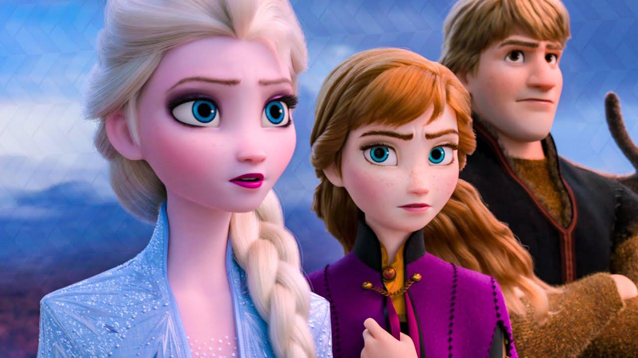 Frozen 2 Trailer 2019 Youtube