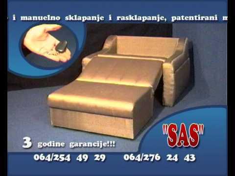 polovan namestaj mija sofa slimline beds uk pametni slavko marinkovic youtube