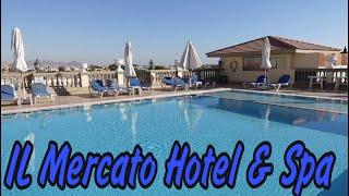 IL Mercato Hotel Spa 5 ТВЁРДАЯ ТРОЙКА Египет Шарм эль Шейх 2021
