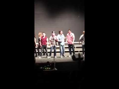 Pueblo West High School Show Choir Footloose