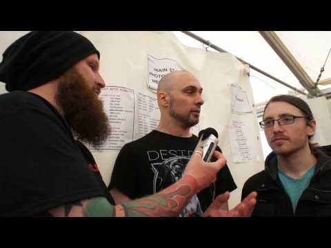 Aborted Bloodstock Interview 2014