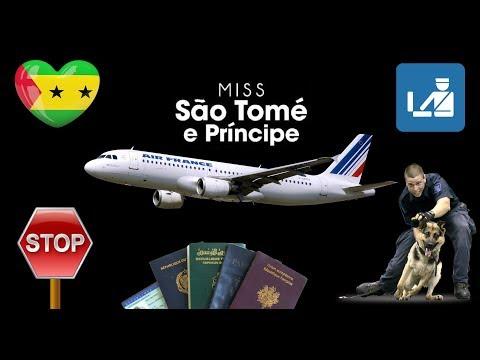 Mon Arrivée En France | Bloquée à L'aéroport Pour Faux Passeport !