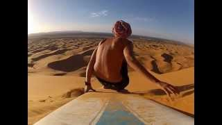 DESTINATION MOROCCO 8 SURFING SAHARA (Merzouga)