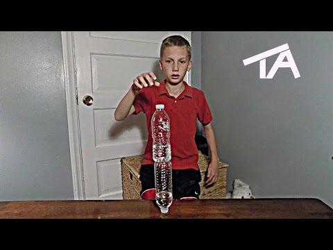 Water Bottle Flip Trick Shots 3 | Thats Amazing
