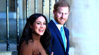 Meghan and Harry Step Down in Royal Family