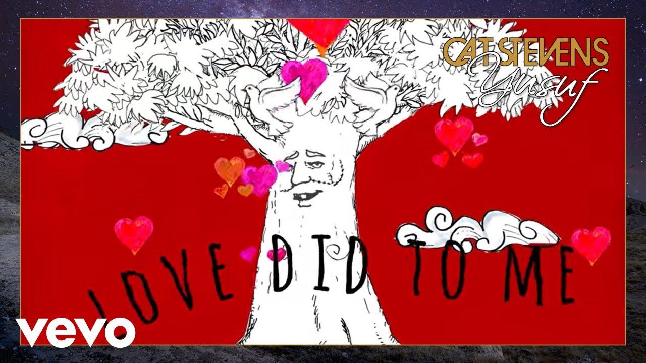 See What Love Did To Me Cat Stevens Lyrics