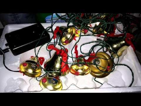 Musical Christmas Bells