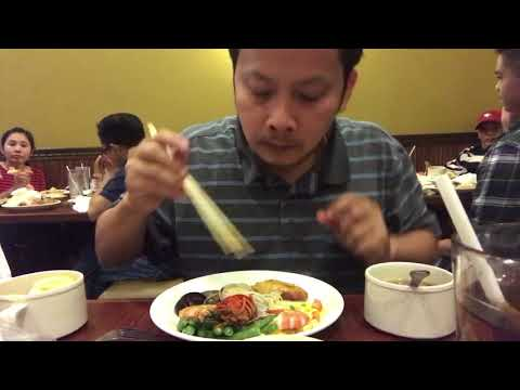 China Seafood Buffet in USA