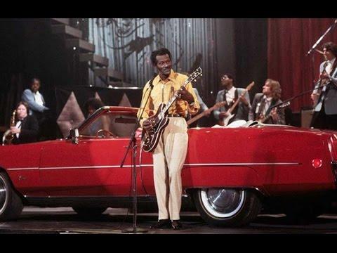 Chuck Berry R.I.P*Johnny B Goode*Lyrics*LIVE