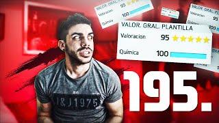 PLANTILLA 195 DE VALORACIÓN !!!