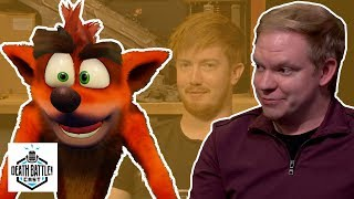 Was Crash VS Spyro a Stomp? | DEATH BATTLE Cast thumbnail