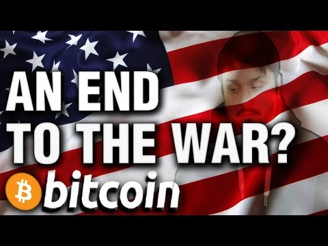 Will We See An End To The US War On Bitcoin SOON?