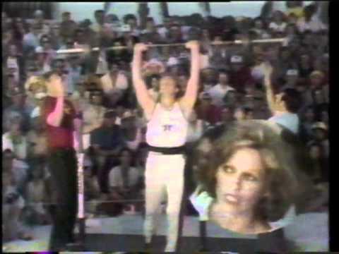 1976 Superstars Final - Weight Lifting Part 1