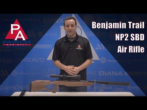 Benjamin Trail NP2 SBD Air Rifle