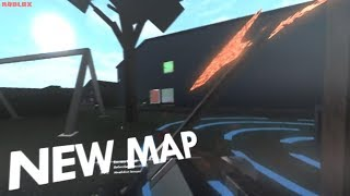 BATTLE AXE CHALLENGE ON THE NEW MAP in PHANTOM FORCES (ROBLOX)