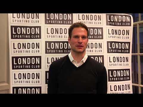 Asmir Begovic about the London Sporting Club