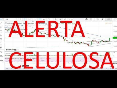 $CELU acciones celulosa análisis