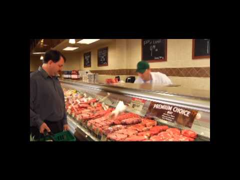 The Fresh Market: Meat Counter.wmv