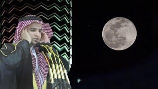 من جوار الحرم ومن أشرف البقاع يرفع المؤذن عبدالمجيد السريحي أذان فجر يوم الاربعاء 16 رمضان 1442هـ