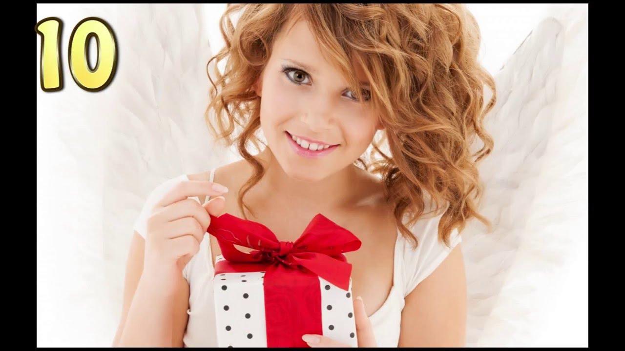 10 крутых идей подарков для женщин
