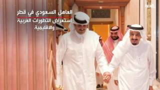 الملك سلمان يختتم اليوم زيارته إلى الإمارات ويتوجه إلى قطر