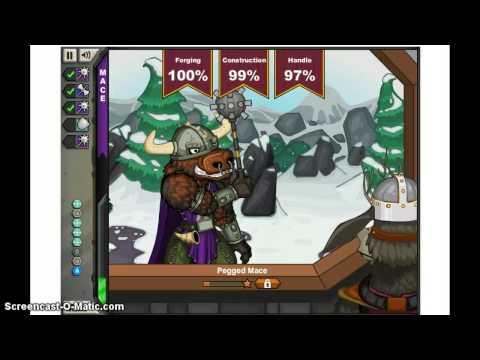 Jacksmith -Armor Games