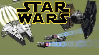 KSP: A Star Wars Showcase!
