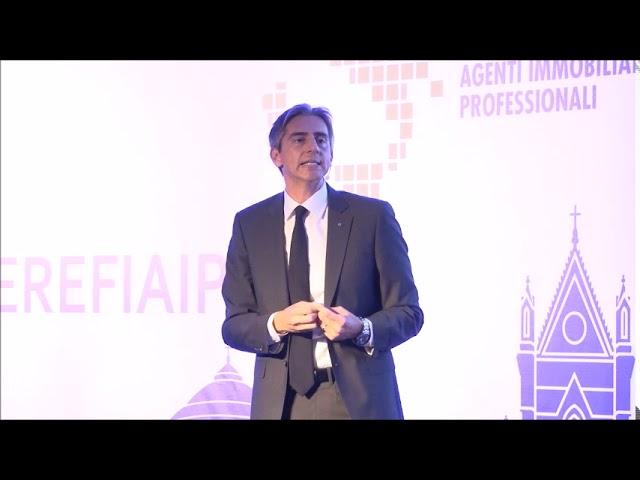 Assemblea di metà mandato Fiaip - Napoli 10-12 Ottobre 2019 - Intervento Baccarini, Presidente FIAIP