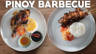 The Best Filipino Pork BBQ and Chicken Inasal at Home