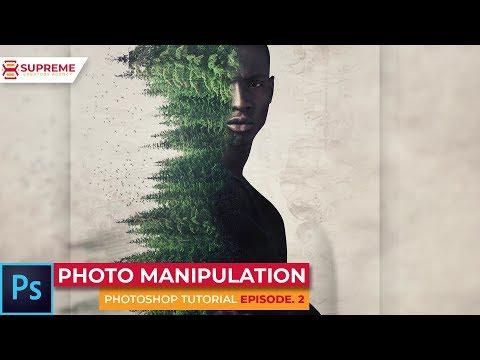 PHOTO MANIPULATION - Photoshop Tutorial ep 2 (Supreme Creators Agency) thumbnail