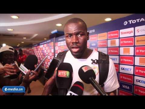 """Kalidou Koulibaly aux journalistes : """"Les problèmes, c'est vous qui les créez"""""""