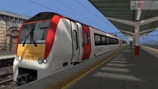 Train Simulator 2018: TFW Class 175 Chester-Crewe With A Little Surprise