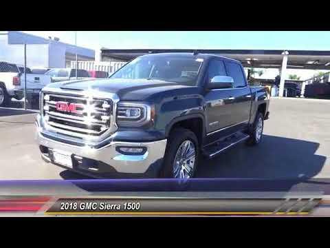 2018 GMC Sierra 1500 SIGNAL HILL, LONG BEACH, SEAL BEACH, LAKEWOOD, CARSON JG278452