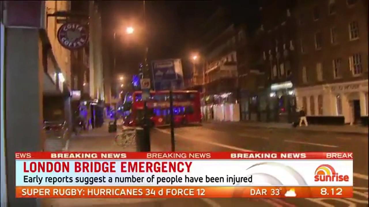 London Bridge Terror Attack - JUNE 3 2017- (COMPILATION ...