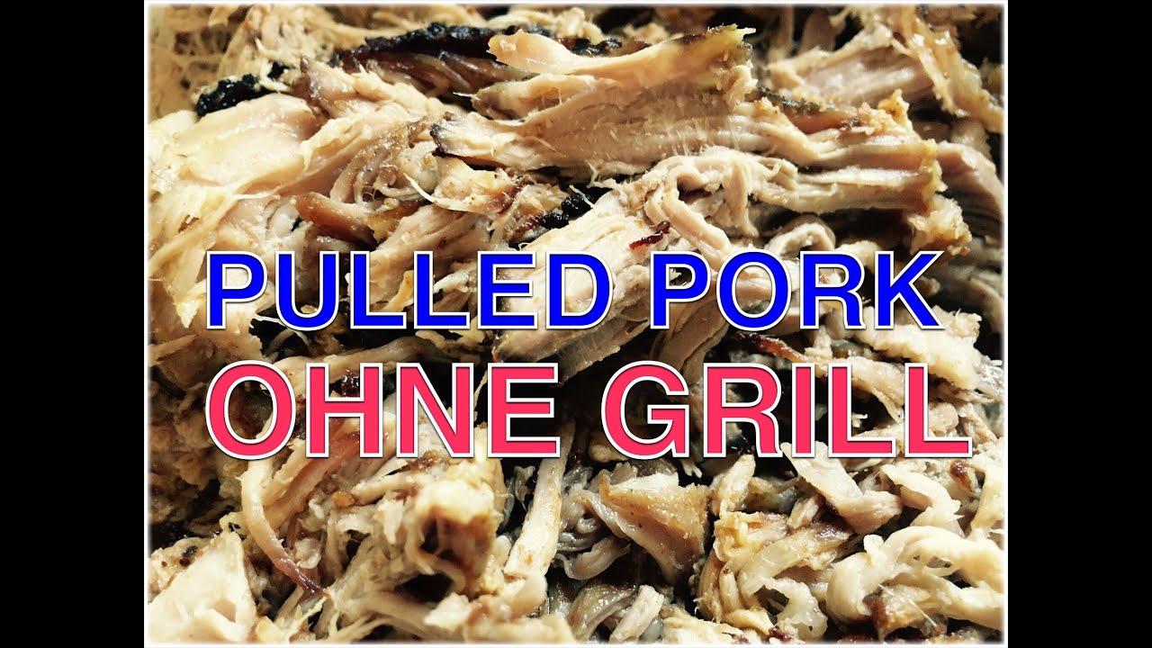 Pulled Pork Gasgrill Klaus Grillt : Perfektes pulled pork aus dem backofen klaus grillt youtube