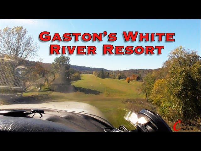 The BEST Flying Destination in Arkansas -  Gaston's Resort (3M0)