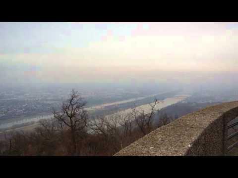 Hiking in Vienna Woods - Leopoldsberg, Kahlenberg