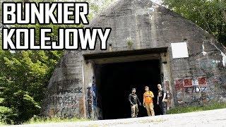Ogromny opuszczony bunkier na pociągi - Urbex History