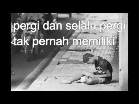 cinta tak pernah singgah (video lirik)