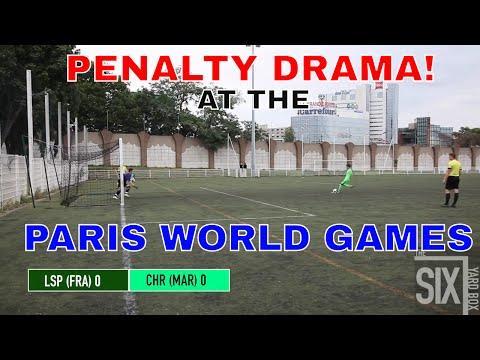 Penalty Drama at Paris World Games! - T6YB UNCUT