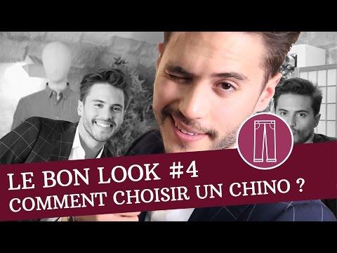 Comment choisir un PANTALON CHINO ? - Le Bon Look