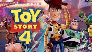 TOY STORY 4 RAP (DISNEY PIXAR) ||  BUZZ & WOODY || YKATO
