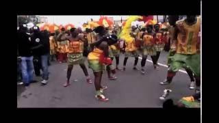 Lagos Carnival 2011, Awolowo Road, Ikoyi, Lagos, Nigeria. Oworonsoki Parade. #JujuFilms