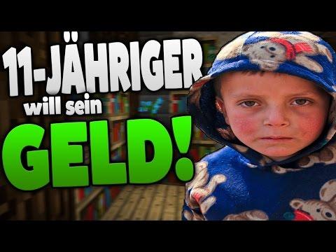 11-JÄHRIGER will sein GELD !! - TEAMSPEAK AUSRASTER