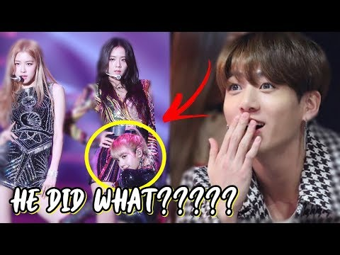 BTS BEING BLINKS (BLACKPINK AND BTS INTERACTIONS)
