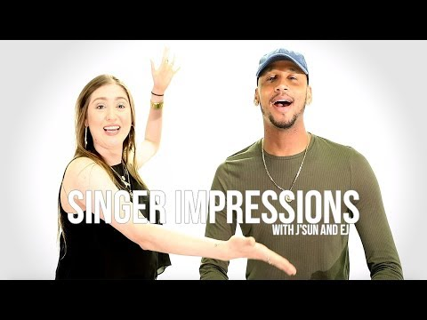 Singer Impressions with J'Sun and EJ