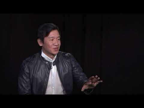 Singaporean actor Chin Han talks Academy membership